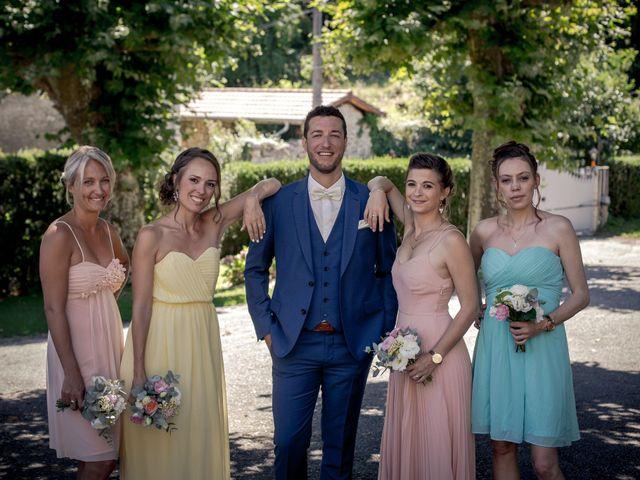 Le mariage de Richard et Priscillia à Charavines, Isère 34