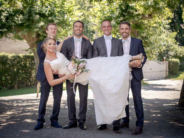 Le mariage de Richard et Priscillia à Charavines, Isère 36