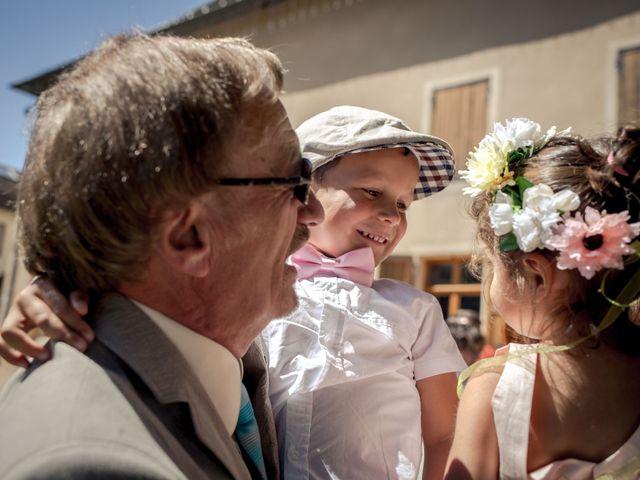 Le mariage de Richard et Priscillia à Charavines, Isère 40