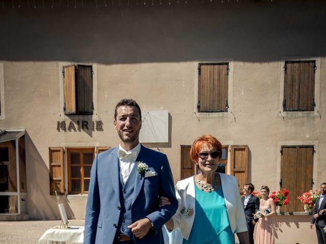 Le mariage de Richard et Priscillia à Charavines, Isère 43