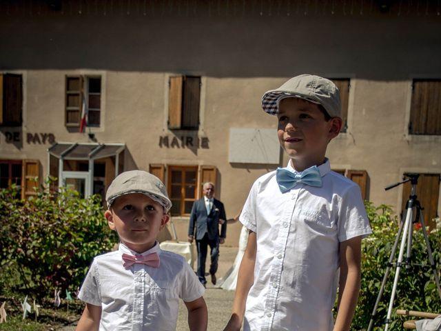 Le mariage de Richard et Priscillia à Charavines, Isère 46