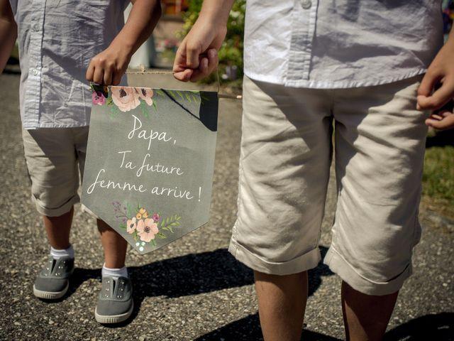 Le mariage de Richard et Priscillia à Charavines, Isère 47