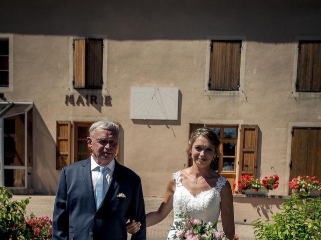 Le mariage de Richard et Priscillia à Charavines, Isère 48
