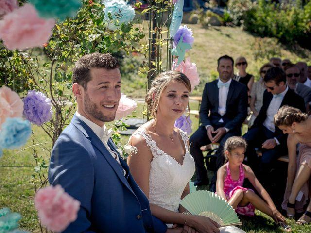 Le mariage de Richard et Priscillia à Charavines, Isère 49