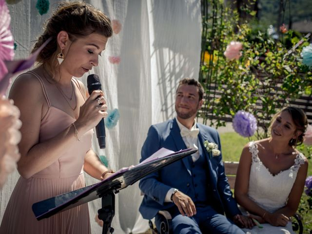 Le mariage de Richard et Priscillia à Charavines, Isère 50