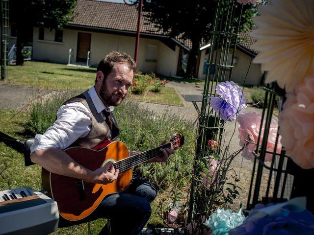 Le mariage de Richard et Priscillia à Charavines, Isère 52