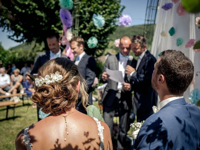 Le mariage de Richard et Priscillia à Charavines, Isère 53