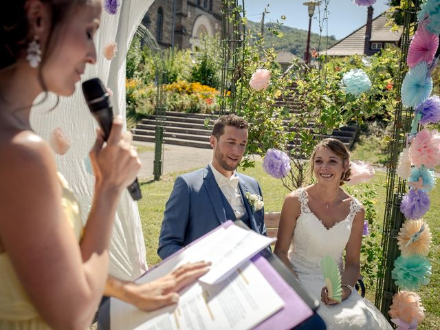 Le mariage de Richard et Priscillia à Charavines, Isère 54