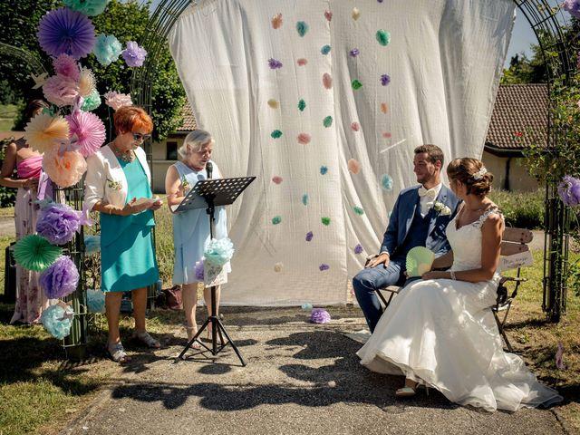 Le mariage de Richard et Priscillia à Charavines, Isère 55