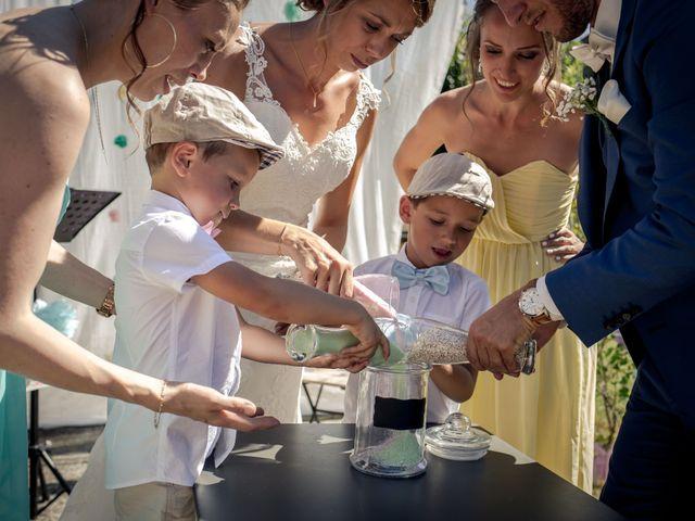 Le mariage de Richard et Priscillia à Charavines, Isère 57