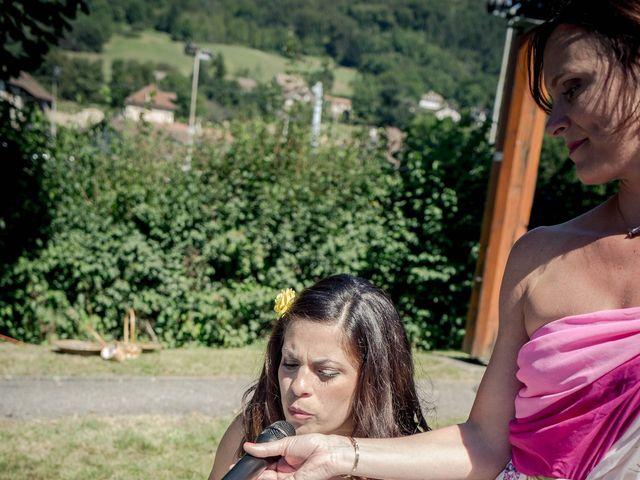 Le mariage de Richard et Priscillia à Charavines, Isère 58