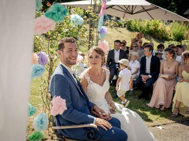 Le mariage de Richard et Priscillia à Charavines, Isère 59