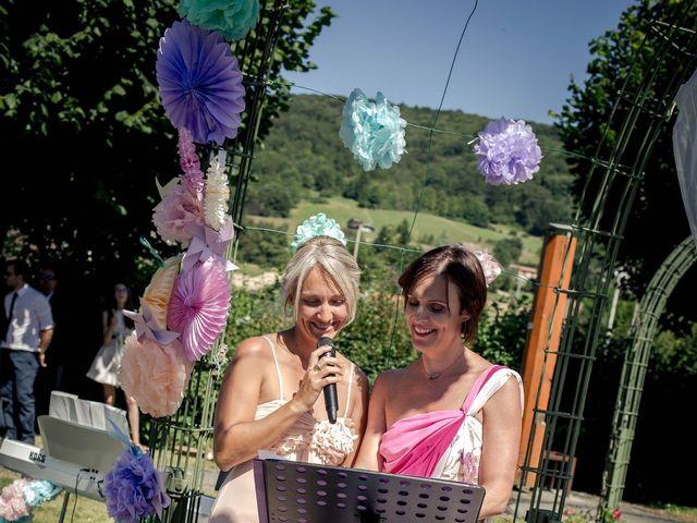 Le mariage de Richard et Priscillia à Charavines, Isère 60