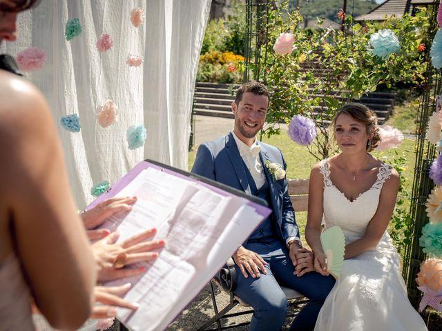 Le mariage de Richard et Priscillia à Charavines, Isère 61