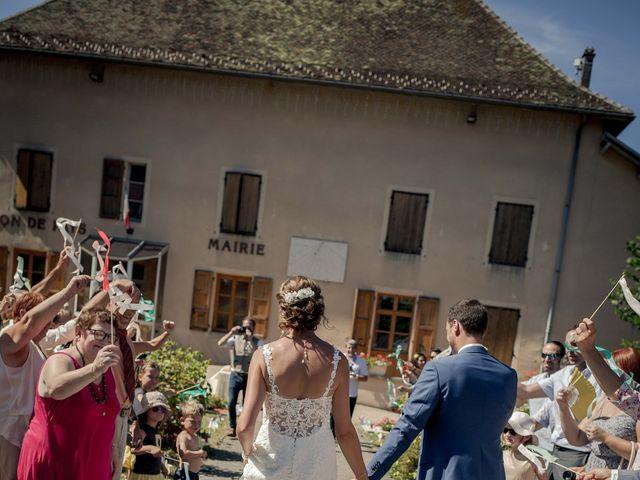 Le mariage de Richard et Priscillia à Charavines, Isère 68