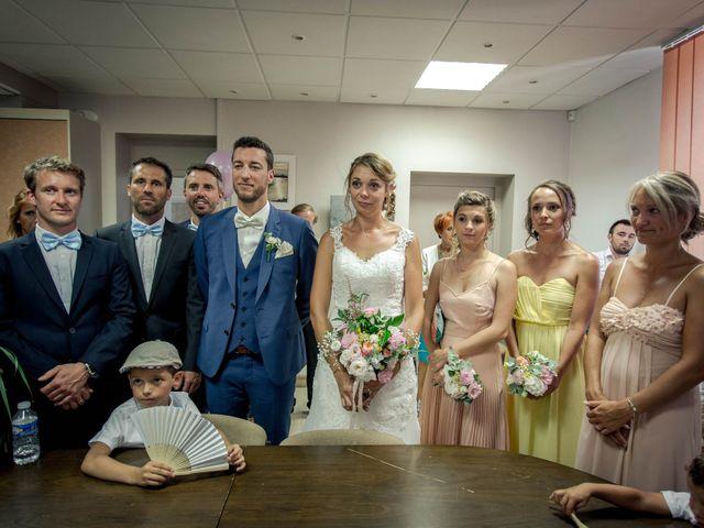 Le mariage de Richard et Priscillia à Charavines, Isère 69