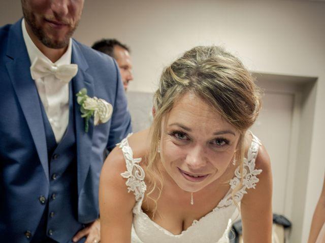 Le mariage de Richard et Priscillia à Charavines, Isère 73