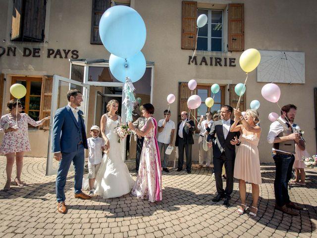 Le mariage de Richard et Priscillia à Charavines, Isère 75