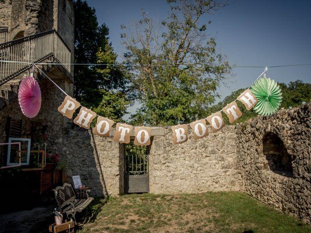 Le mariage de Richard et Priscillia à Charavines, Isère 80