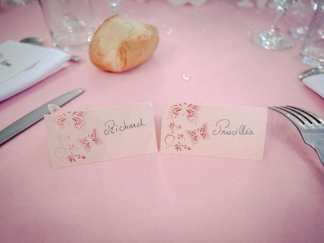 Le mariage de Richard et Priscillia à Charavines, Isère 95