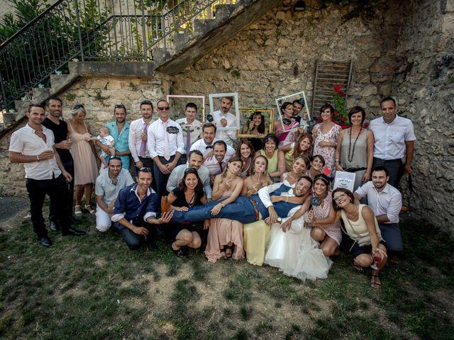 Le mariage de Richard et Priscillia à Charavines, Isère 104