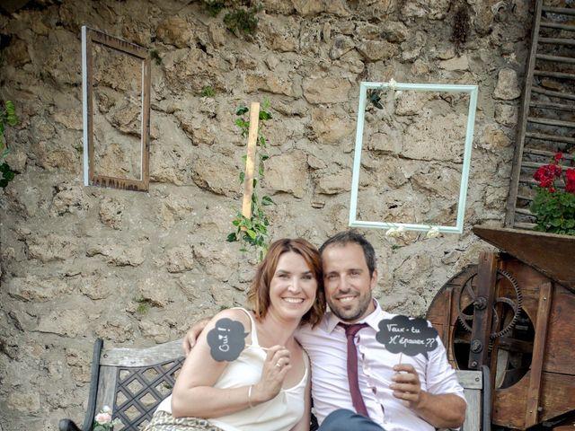 Le mariage de Richard et Priscillia à Charavines, Isère 107