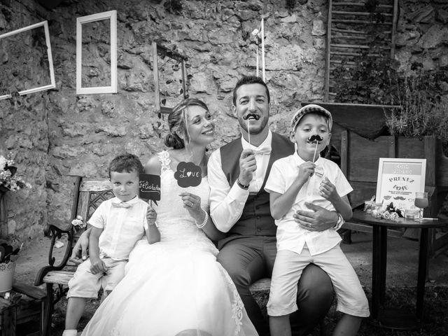 Le mariage de Richard et Priscillia à Charavines, Isère 109