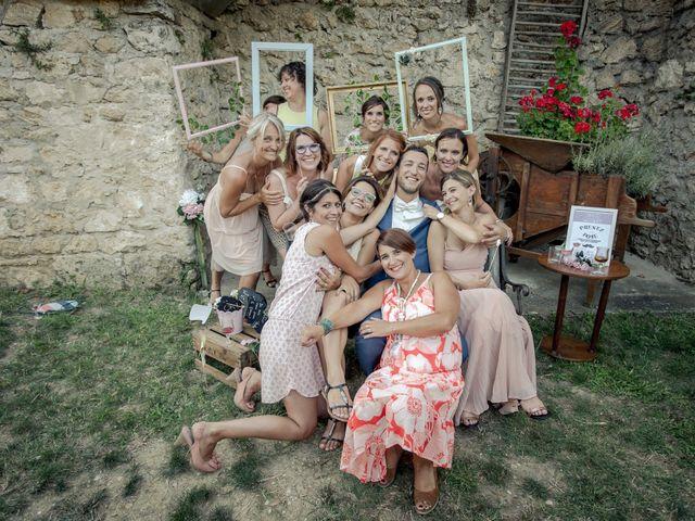 Le mariage de Richard et Priscillia à Charavines, Isère 110