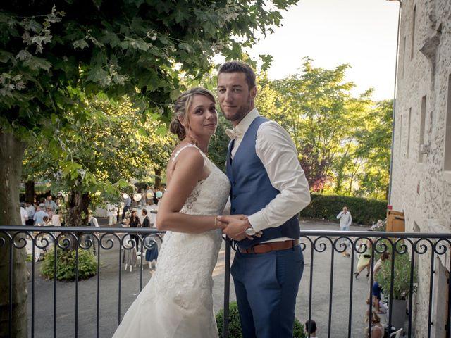 Le mariage de Richard et Priscillia à Charavines, Isère 112