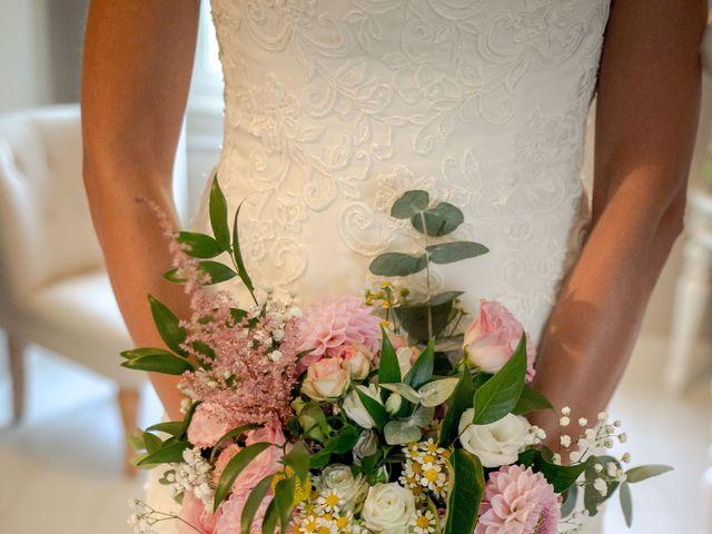 Le mariage de Richard et Priscillia à Charavines, Isère 14