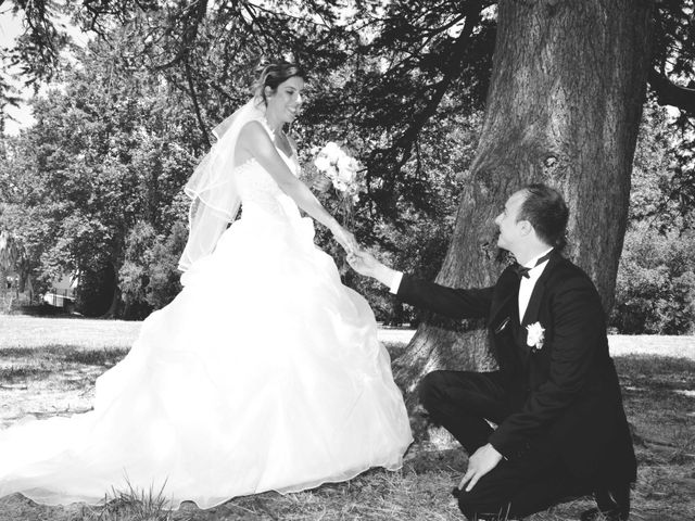 Le mariage de Marine et Olivier