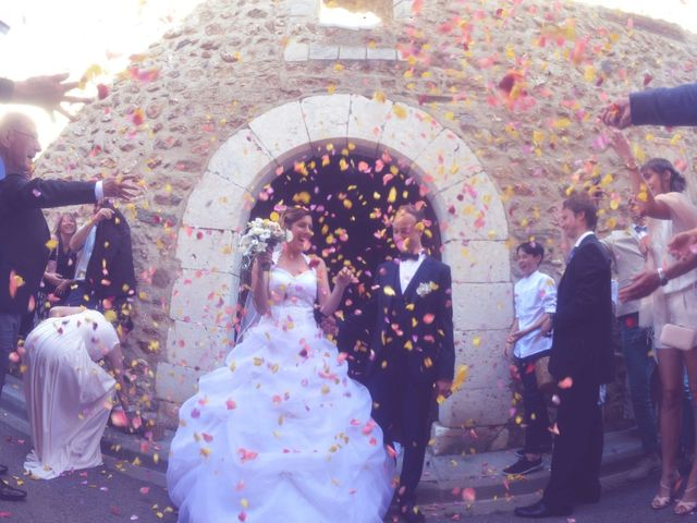 Le mariage de Olivier et Marine à Fourques, Pyrénées-Orientales 10