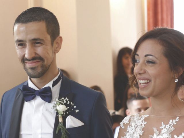 Le mariage de Yacine et Nadia à Breuillet, Essonne 1