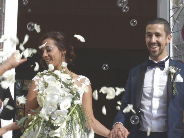 Le mariage de Nadia et Yacine