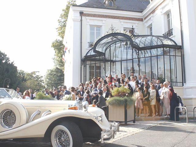 Le mariage de Yacine et Nadia à Breuillet, Essonne 12