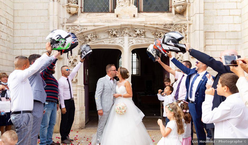 Le mariage de Romaric et Anastasia à Saint-André-les-Vergers, Aube
