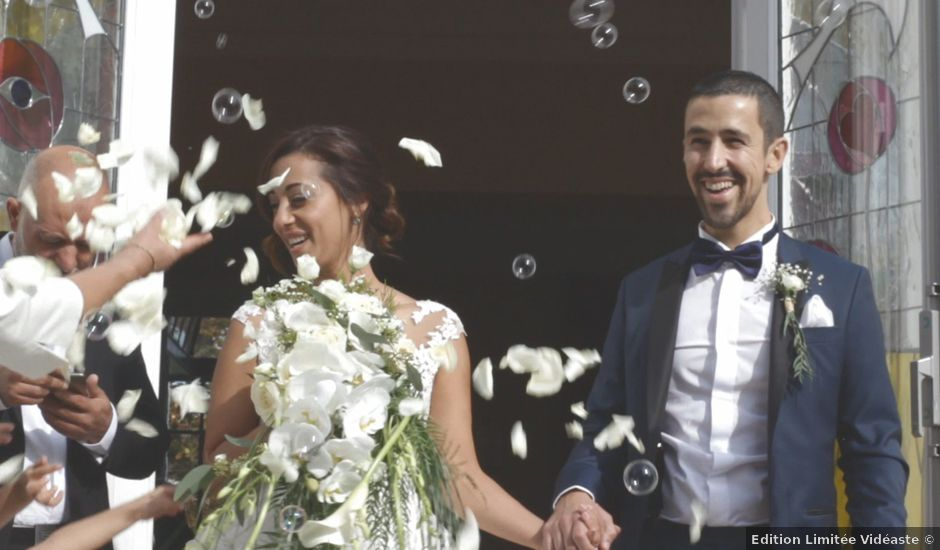 Le mariage de Yacine et Nadia à Breuillet, Essonne
