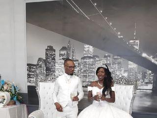 Le mariage de Saddja  et Dimitri  1