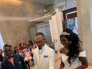 Le mariage de Saddja  et Dimitri  3