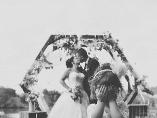 Le mariage de Pauline et Jean Marie 1
