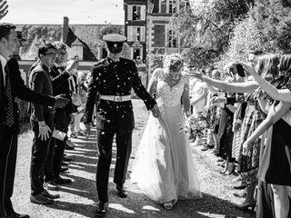 Le mariage de Linnea et James