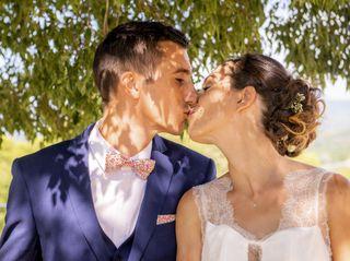 Le mariage de Audrey et Laurent