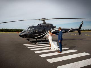 Le mariage de Angelique et Laurent