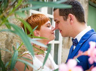 Le mariage de Margot et Anthony