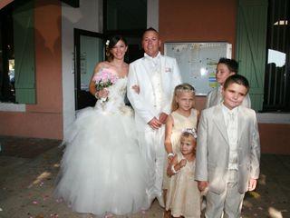 Le mariage de Julie et Damien 1