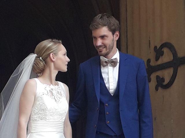 Le mariage de Nicolas et Margaux à Cléres, Seine-Maritime 6