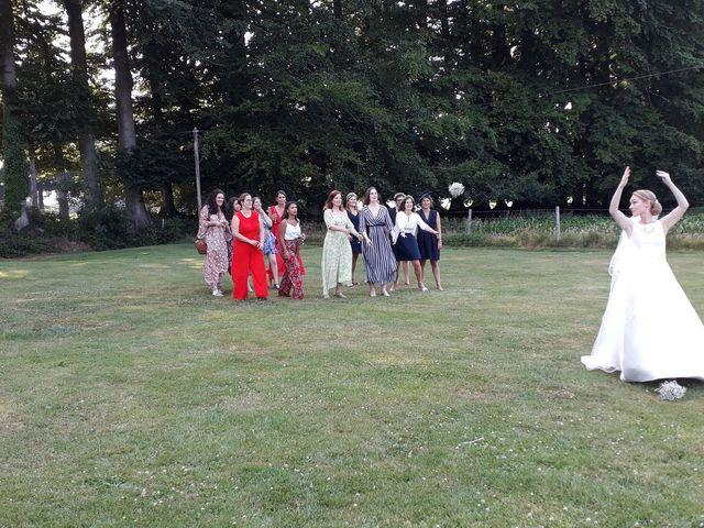 Le mariage de Nicolas et Margaux à Cléres, Seine-Maritime 1