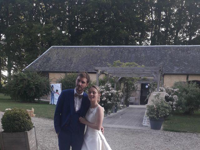 Le mariage de Nicolas et Margaux à Cléres, Seine-Maritime 7