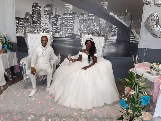 Le mariage de Saddja  et Dimitri