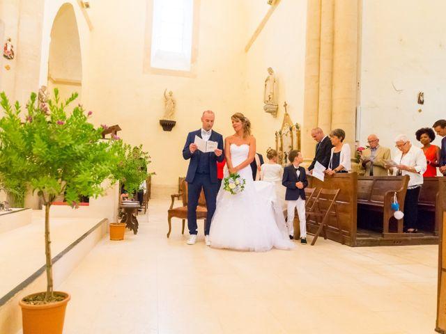 Le mariage de Nicolas et Mélanie à Fenioux, Deux-Sèvres 7
